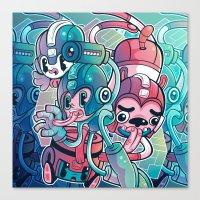 MegaPals Canvas Print