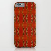 iPhone Cases featuring Influenza C Tapestry by Alhan Irwin by Microbioart