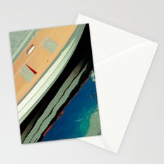 Boat Reflected Stationery Cards