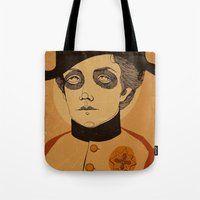 An Officer and a Lady Tote Bag