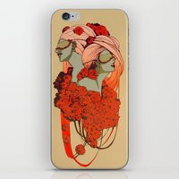 Passionaria iPhone & iPod Skin