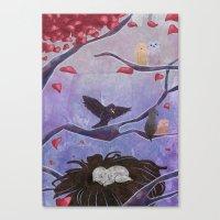 Skellig Canvas Print