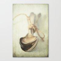Spoons Canvas Print