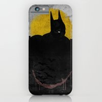 iPhone & iPod Case featuring Night of Justice by UvinArt