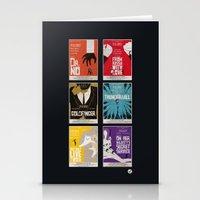 Bond #1 Stationery Cards
