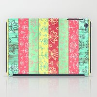 Lily & Lotus Layers In M… iPad Case