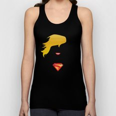 SUPERGIRL Unisex Tank Top