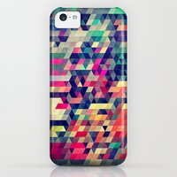iPhone 5c Cases featuring Atym by Spires