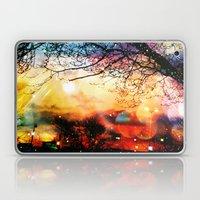 Rainbow Kisses Laptop & iPad Skin