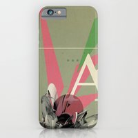 iPhone & iPod Case featuring (Times) A by Andre Villanueva