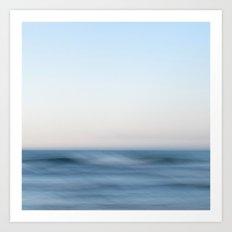 Ocean Whispers Art Print