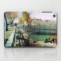 Paris in the Spring Time 2 iPad Case
