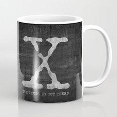 X-Files Poster Mug