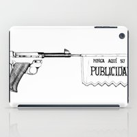 Bang Bang iPad Case