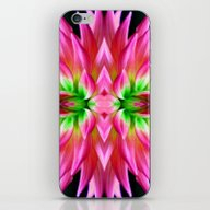 Abstract Flower iPhone & iPod Skin