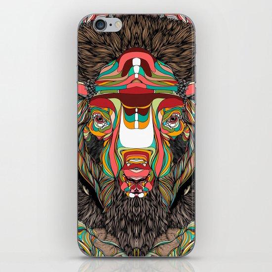 Bison (Feat. Bryan Gallardo) iPhone & iPod Skin