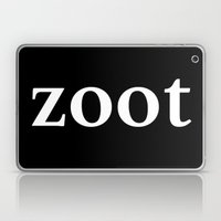 zoot inverse Laptop & iPad Skin