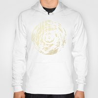 Gold Disc Hoody