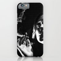 iPhone & iPod Case featuring Smoke by Dave Houldershaw