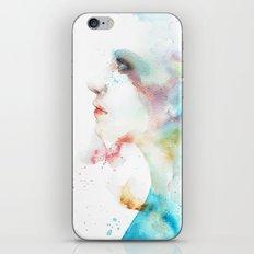 Crying Butterflies iPhone & iPod Skin