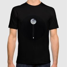 Dream SMALL Mens Fitted Tee Black