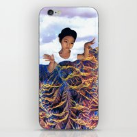Constant Refresh iPhone & iPod Skin