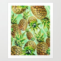 Pining Away Art Print