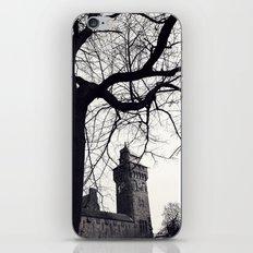 Cardiff Castle Clocktower iPhone & iPod Skin