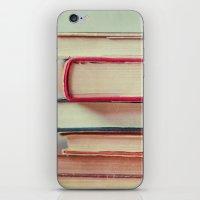 Books Love iPhone & iPod Skin