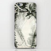 Moon Hunting iPhone & iPod Skin
