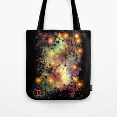 The Zodiac Sign -- Gemini Tote Bag
