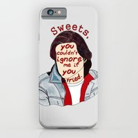 iPhone & iPod Case featuring The Breakfast Club - Bender by Swell Dame
