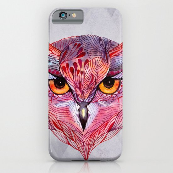 Owla owl iPhone & iPod Case