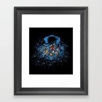NEREYD 303 Framed Art Print