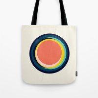 Future Globes 003 — Ma… Tote Bag