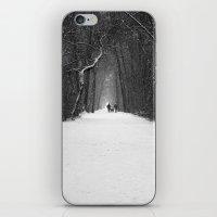 Snow White Morning iPhone & iPod Skin