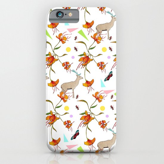 Primavera iPhone & iPod Case