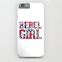 Rebel Girl Vintage South… iPhone 6 Slim Case