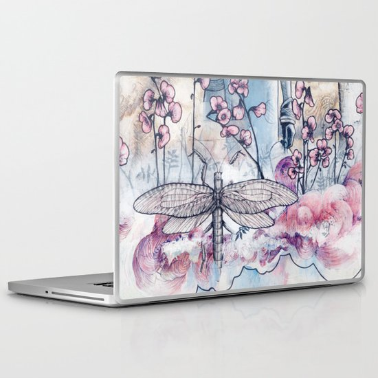 The Tea Migration Laptop & iPad Skin