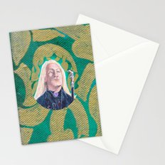 Lucius Malfoy Stationery Cards