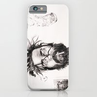 iPhone & iPod Case featuring Domesticated #1 by Martin Kalanda