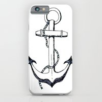 iPhone & iPod Case featuring Anchor by Isa Gutierrez