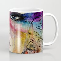 Colourful Tears Mug