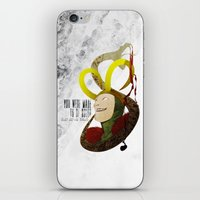 Made to be Ruled : Loki iPhone & iPod Skin