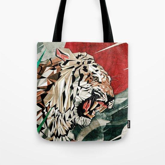 """""""Panthera Tigris"""" Tote Bag"""
