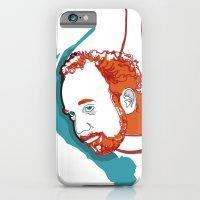 iPhone & iPod Case featuring Paul Giamatti - Miles - Sideways by Urban Punk - Matt Skelnik
