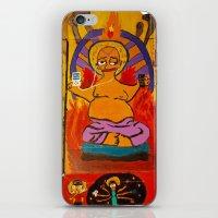 Simpson iPhone & iPod Skin