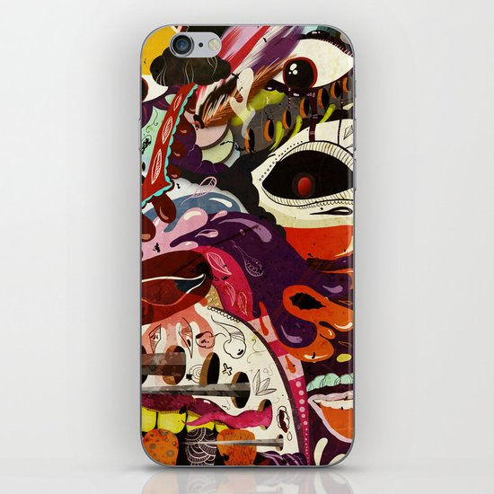 Mr. Nice iPhone & iPod Skin