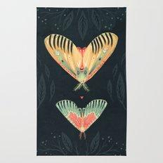 Moth Wings I Rug