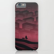 Sleeping Town iPhone 6 Slim Case